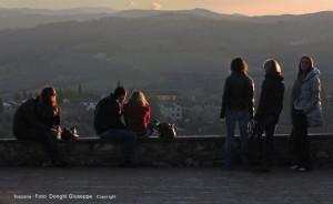 TOSCANA - San Gimignano -SI-