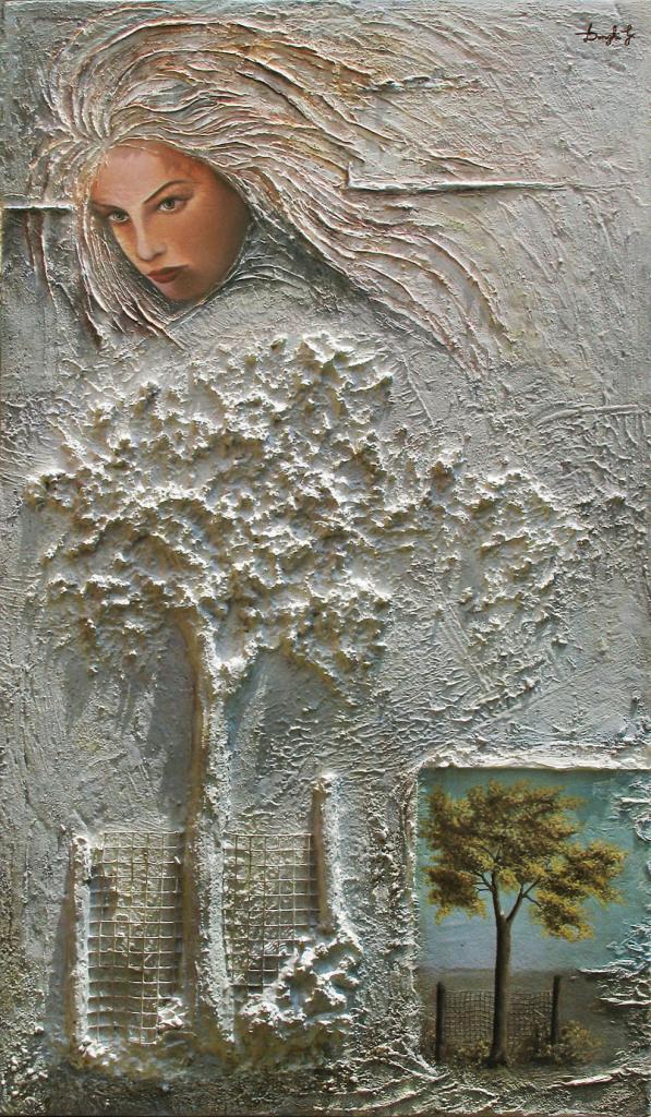 QUADRO - L'albero2 5dg - Copia
