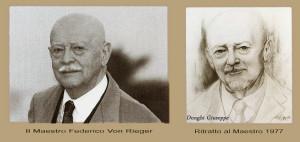 Ritratto al Maestro Von Rieger